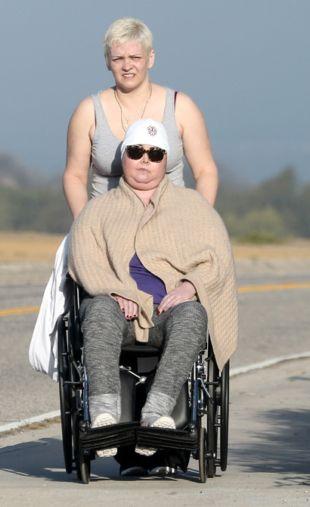 Свежие фото Жанны Фриске после болезни. 26 сентября 2014 г ...