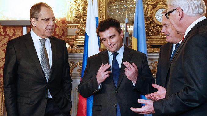 О деградации Украины словами главы ее МИДа