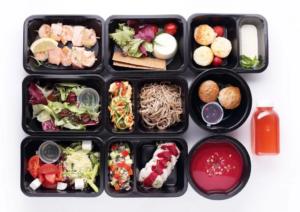 Правильное питание с доставкой: особенности меню