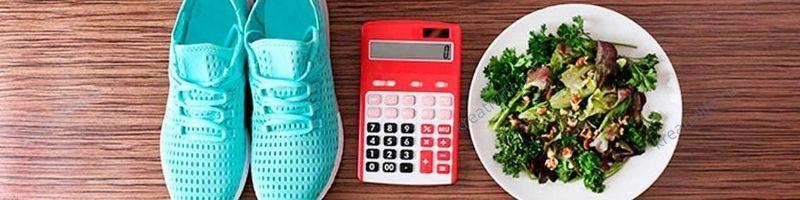 похудение диета расчет калорий