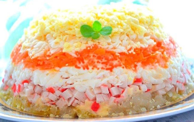 Нежнейший салат - «Ирина»