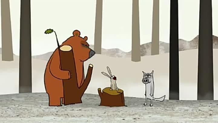 Уморительный анекдот: медвежья отмазка от армии