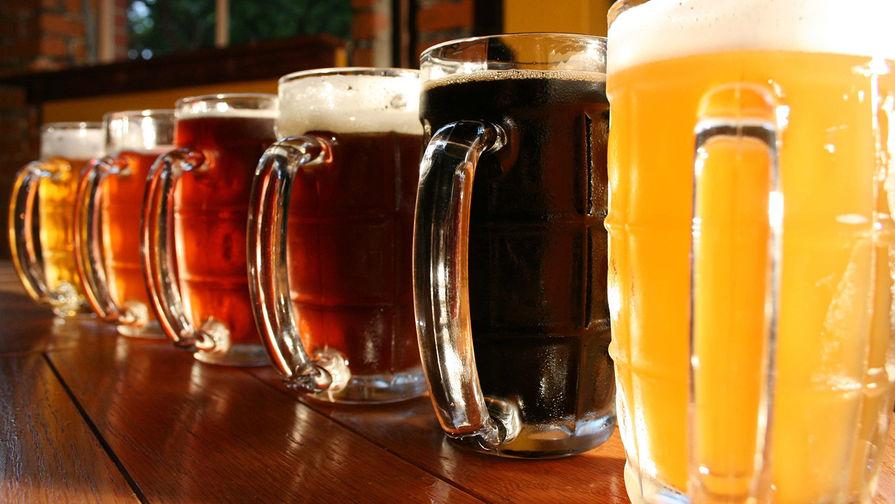 Какое пиво полезное