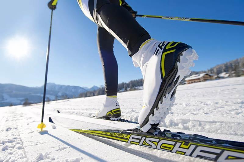 Причины заниматься лыжным спортом