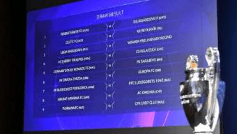 1-ый квал. раунд Лиги чемпионов 2020/21: результаты