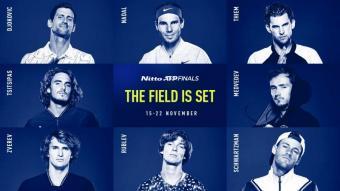 Теннис Итоговый чемпионат ATP 2020 — все участники турнира