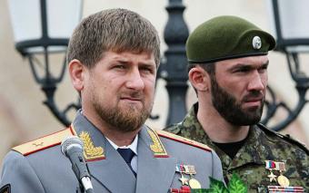 Кадыров получил звание генерал-майора