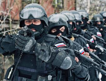 Россия направляет свои войска в Нагорный Карабах