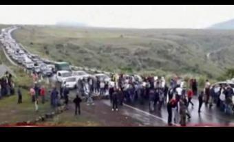 Шуши взят? Началась массовая эвакуация гражданского населения из Степанакерта