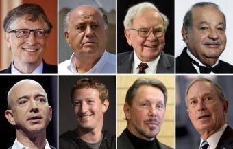 ТОП-10 самых богатых людей мира после выборов в США