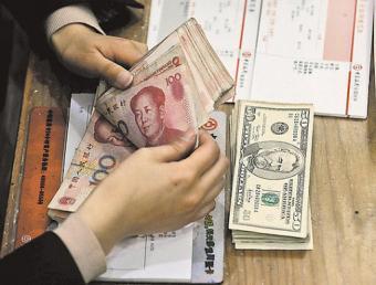 Россия и Китай уходят от доллара США