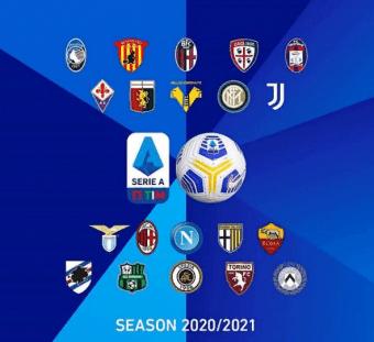 Чемпионат Италии 2020-21 Футбол Серия А 1 тур